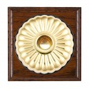 Hamilton Bloomsbury Ovolo Antique Mahogany with Black Trim Switches