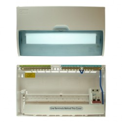Europa Main Switch Consumer Units