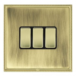 Hamilton Linea-Perlina CFX Polished Brass/Antique Brass with...