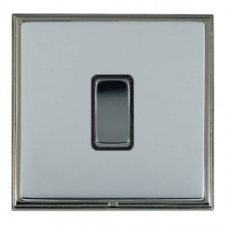 Hamilton Linea-Scala CFX Black Nickel/Bright Steel with Blac...