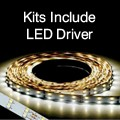 LED Strip Complete Kits