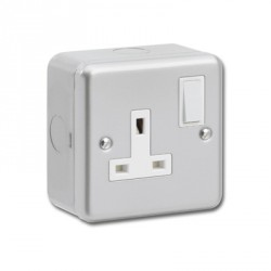 Greenbrook Metal Clad Switches and Sockets
