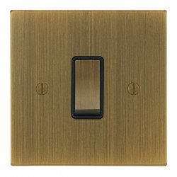 Focus SB Ambassador Square Corners Antique Brass With Black ...