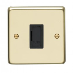 Eurolite Stainless Steel Polished Brass Switches and Sockets...