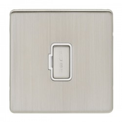 Eurolite Low Profile Concealed Fix Satin Nickel Switches and...