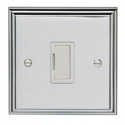 Eurolite Stepped Edge Polished Chrome Switches and Sockets w...