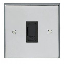 Eurolite Victorian Polished Chrome Switches and Sockets with...