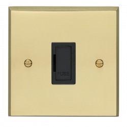 Eurolite Victorian Polished Brass Switches and Sockets with ...