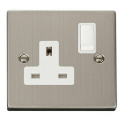 Stainless Steel Switches and Sockets