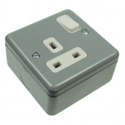MK Electric Metalclad Plus™ Switches and Sockets