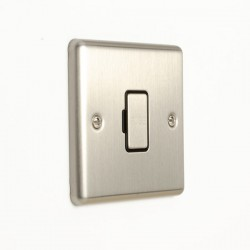 Eurolite Enhance Satin Stainless Steel Switches and Sockets ...
