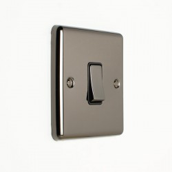 Eurolite Enhance Black Nickel Switches and Sockets