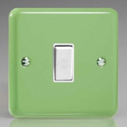 Varilight Lily Beryl Green with White Inserts