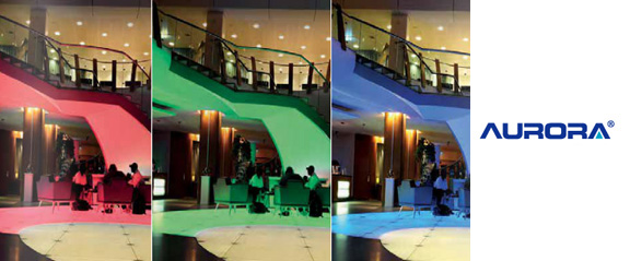 Aurora Colour Changing High Density/Brightness LED Strip