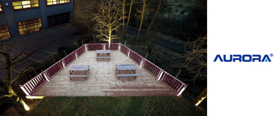 Outdoor Walk Over Lighting Ideas At Uk Electrical Supplies