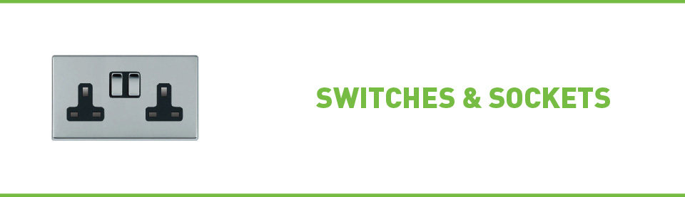Switches and Sockets at UK Electrical Supplies