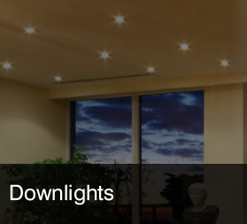 Whichever room in your house you are looking to brighten up, we have the perfect downlight to fit your needs.