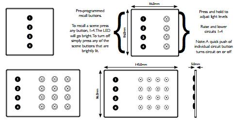 hamilton mercury hartland cfx mechanical 8 button