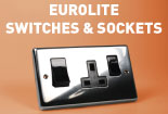 Eurolite Switches and Sockets at UKES