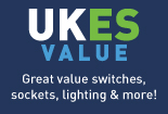 Great value switches, sockets, lighting and more at UK Electrical Supplies