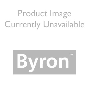 Byron HE843 Remote Control Wall Switch Unit 2G white