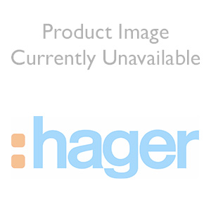 Hager Electronic 1P 6kA B-40A 30mA A Class 1M RCBO