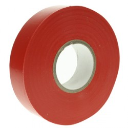 PVC Red Insulation Tape