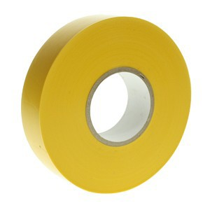 PVC Yellow Insulation Tape