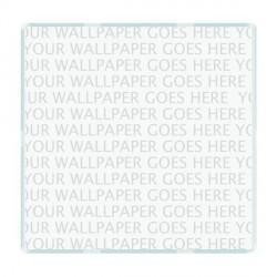 Hamilton Perception Clear Single Blank Plate