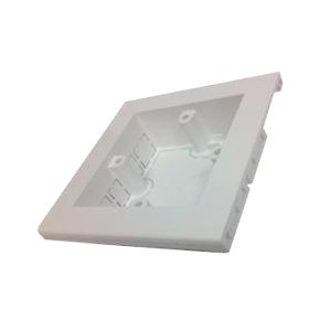 Univolt 60mmx100mm Single Socket Box