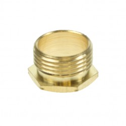 20mm Short Pattern Brass Bush