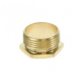 25mm Short Pattern Brass Bush