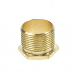 25mm Long Pattern Brass Bush