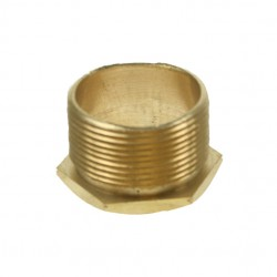 32mm Long Pattern Brass Bush