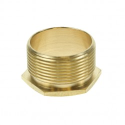 1.5inch Long Pattern Brass Bush