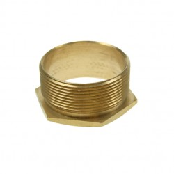 2inch Long Pattern Brass Bush