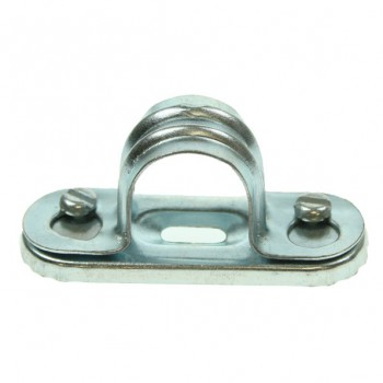 Niglon 20mm Steel Spacer Bar Saddle