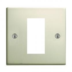 Hamilton Sheer EuroFix Plates Pearl Oyster Single Plate c/w 1 EuroFix Apertures + Grid