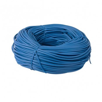 100 Metre 4mm Blue Sleeve