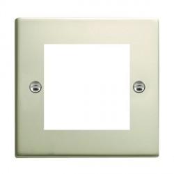 Hamilton Sheer EuroFix Plates Pearl Oyster Single Plate c/w 2 EuroFix Apertures + Grid
