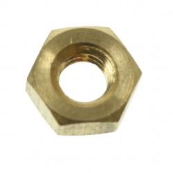 100 M4 Brass Nut