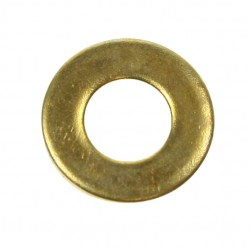 100 M4 Brass Washer