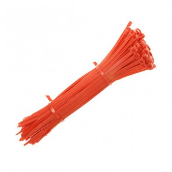203x4.6mm Red Cable Ties
