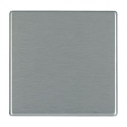 Hamilton Hartland CFX Satin Steel Single Blank Plate