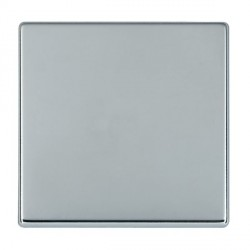 Hamilton Hartland CFX Bright Chrome Single Blank Plate
