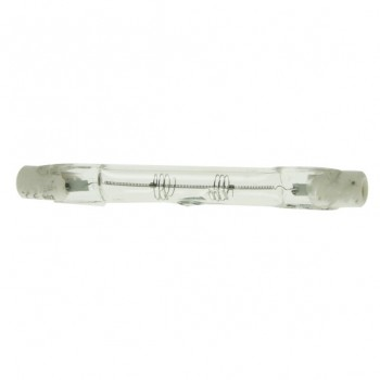Double Ended 240v 100 Watt White 78mm Tungsten Halogen Lamp