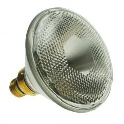 PAR38 240v 80watt White Outdoor Flood Lamp
