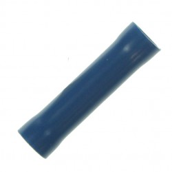 Blue 1.04x2.63mm Through Crimp (Pack of 100)