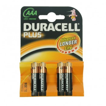 Duracell AAA 1.5v Batteries