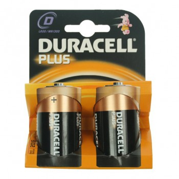 Duracell D 1.5v Batteries
